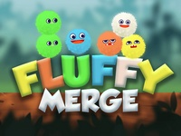 Play Fluffy Merge
