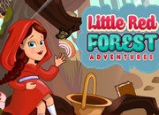 Little Red Forest Adventure games