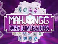 Play Mahjongg Dark Dimensions