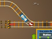 Park My Train games